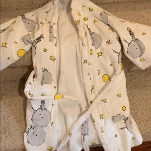 Other - The little prince bath robe for kids